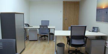 Centros de Trabajo y Oficinas